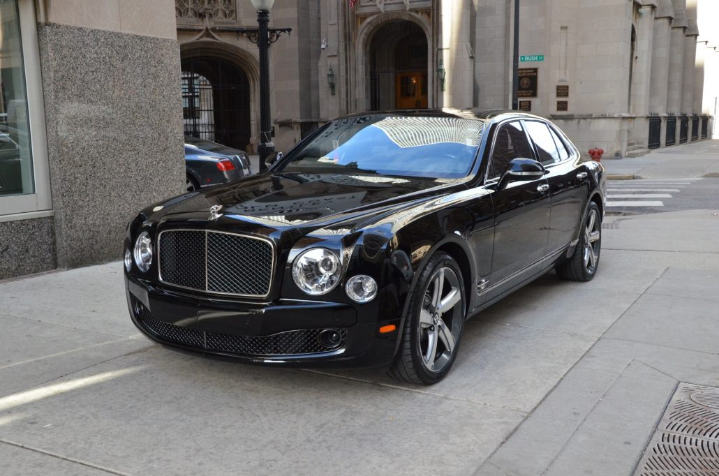 Bentley Mulsanne Hire SuperCars Of Yorkshire