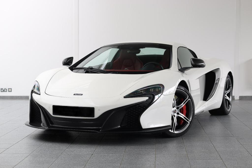 McLaren Hire Manchester