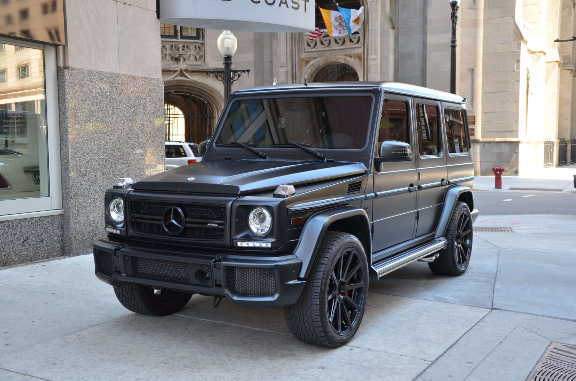 Mercedes g wagon supercars of yorkshire for Mercedes benz g wagon g63