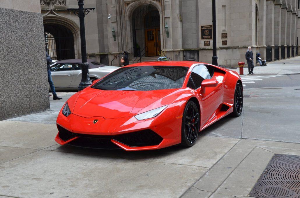 Lamborghini Huracan Hire Cheshire