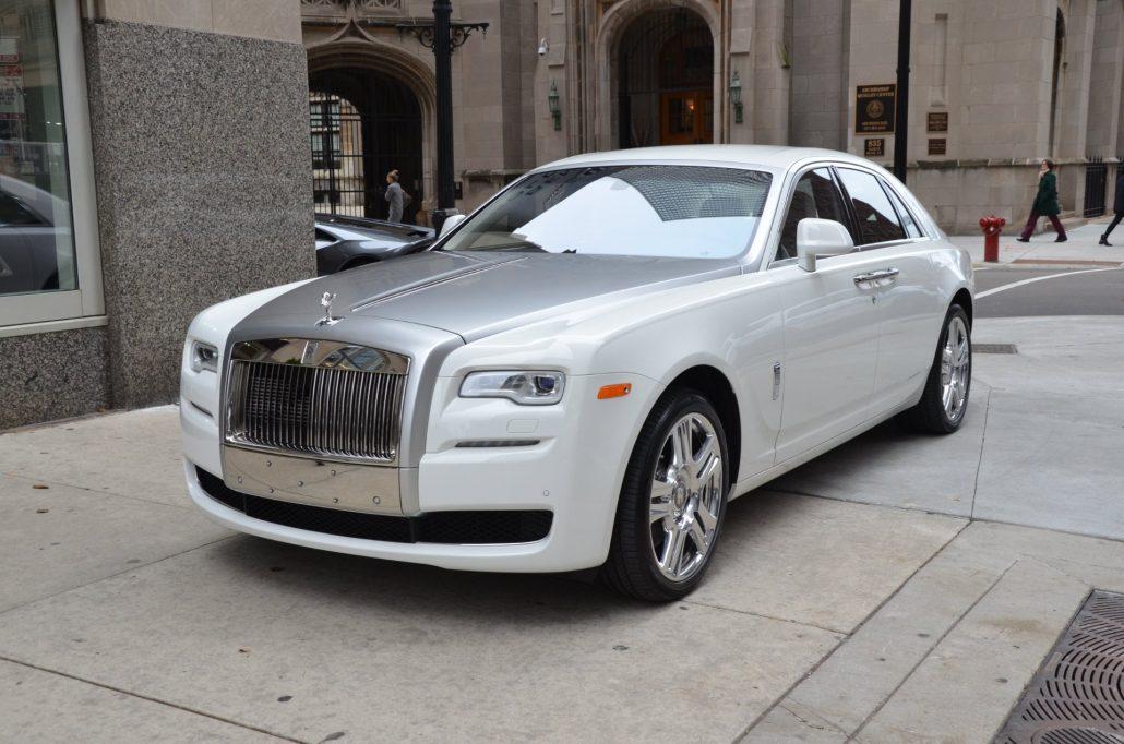 Rolls Royce Ghost Series II Hire Manchester, Bradford, Luton, York, Harrogate, Huddersfield, London, Knightsbridge, Liverpool, London,