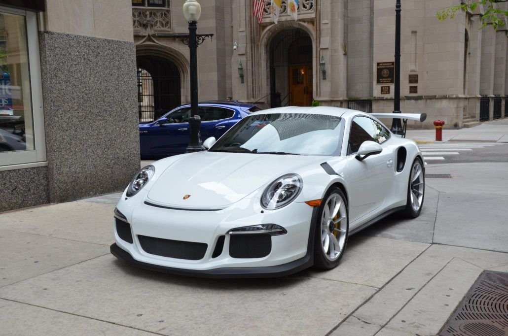 Porsche Hire Blackburn