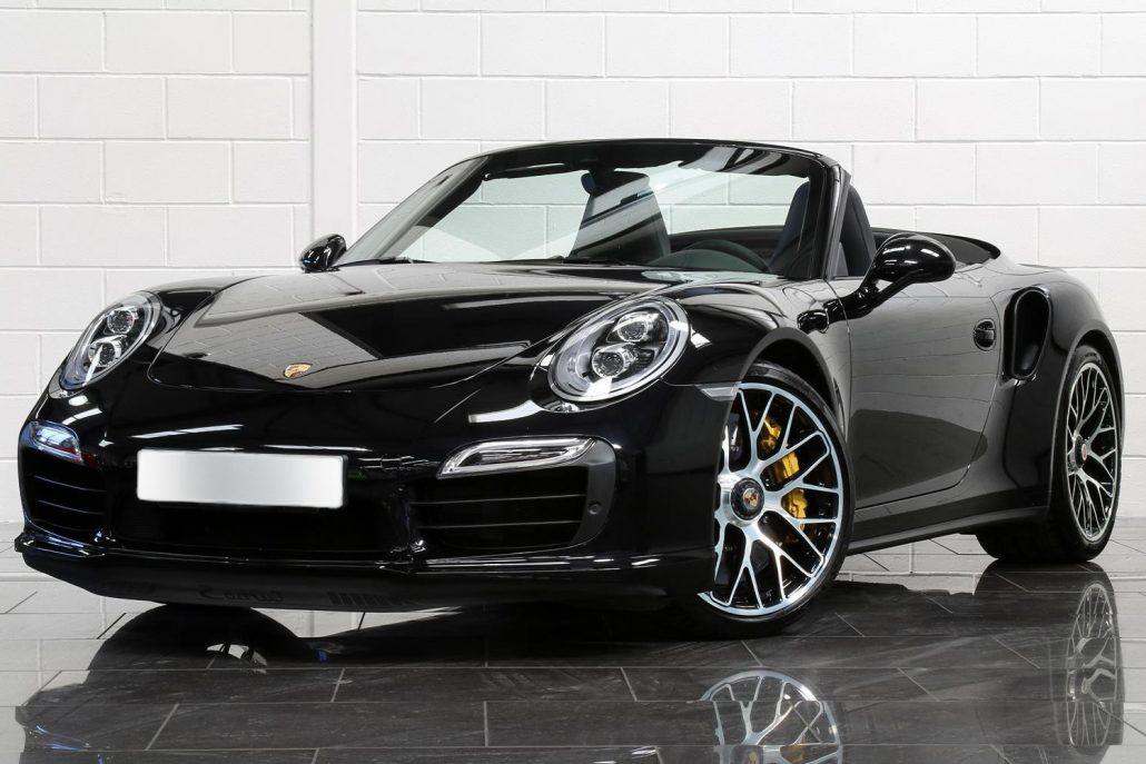 Porsche Wedding Hire