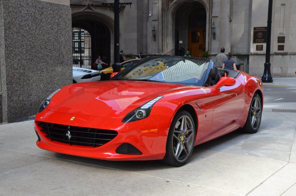 Ferrari Hire Blackburn