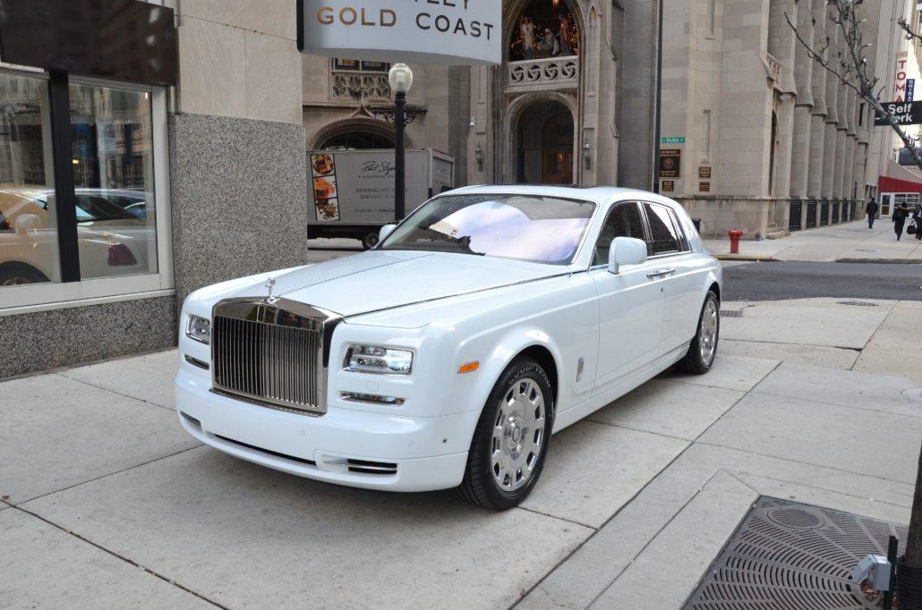 Rolls Royce Phantom Hire Blackburn