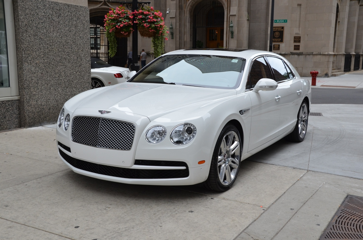 Bentley Flying Spur Hire Super Cars Of Yorkshire