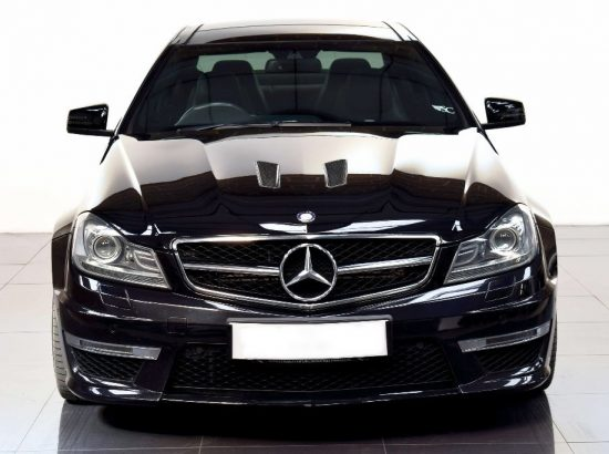 C63 Hire Bradford Mercedes C63 Grey Hire Cheap