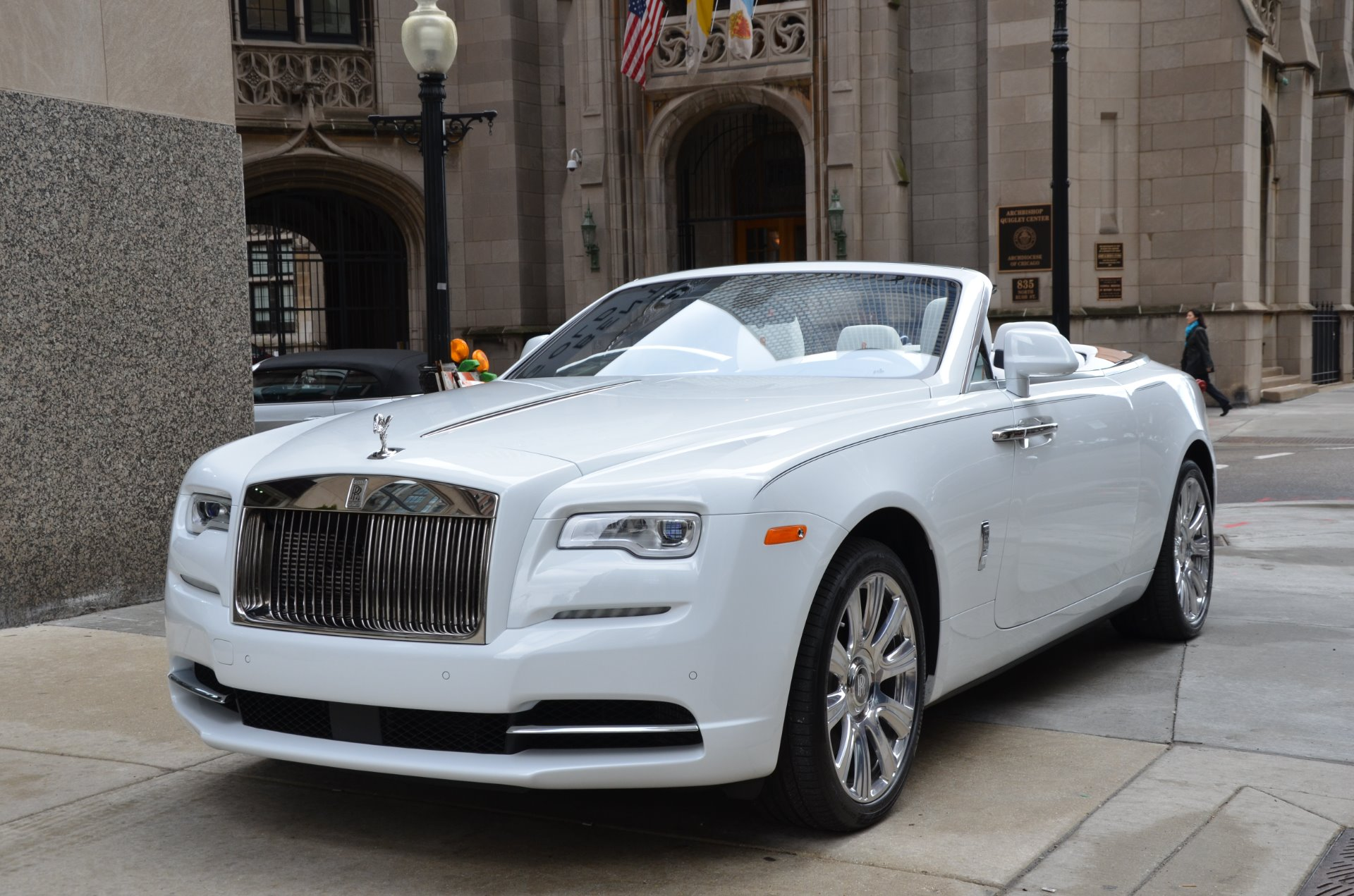 Rolls Royce Wedding Hire Manchester