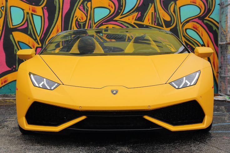 Lamborghini Hire Manchester