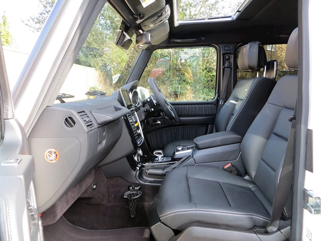 Mercedes g wagon hire birmingham leicester coventry supercars of for Interior exterior birmingham al