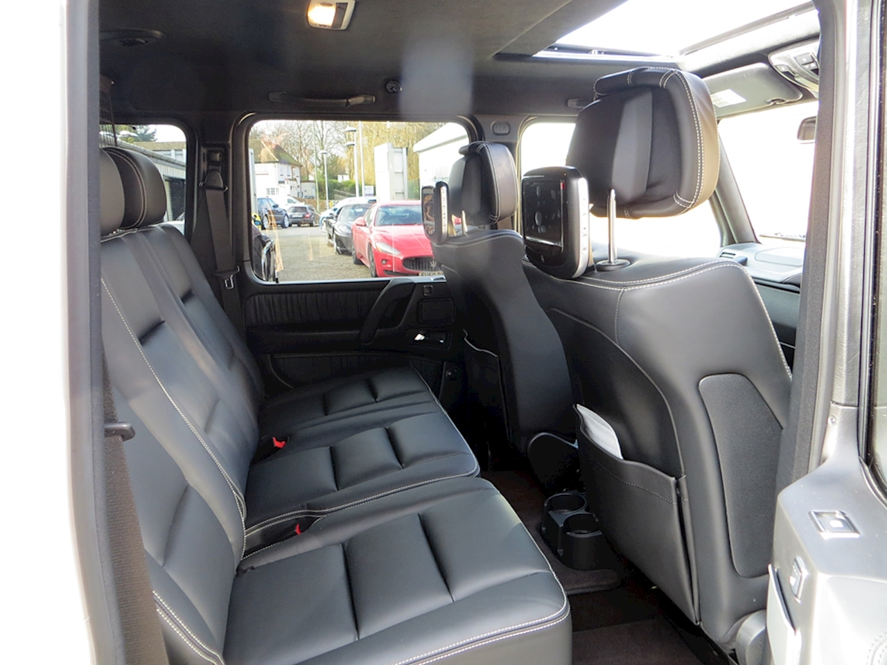G Wagon Hire Birmingham G63 Hire Luton Leicester